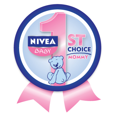 Nivea Baby Mommy Badge